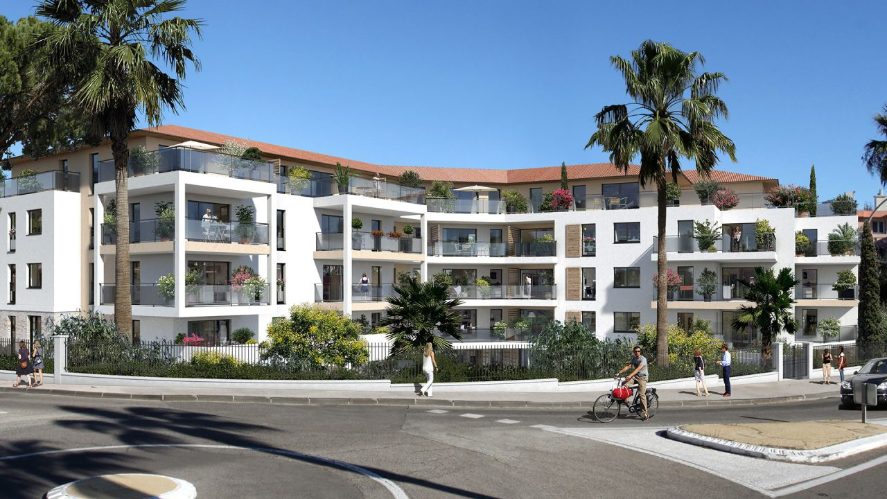 Programme immobilier Cavalaire Sur Mer (83240) Centre Ville PI19