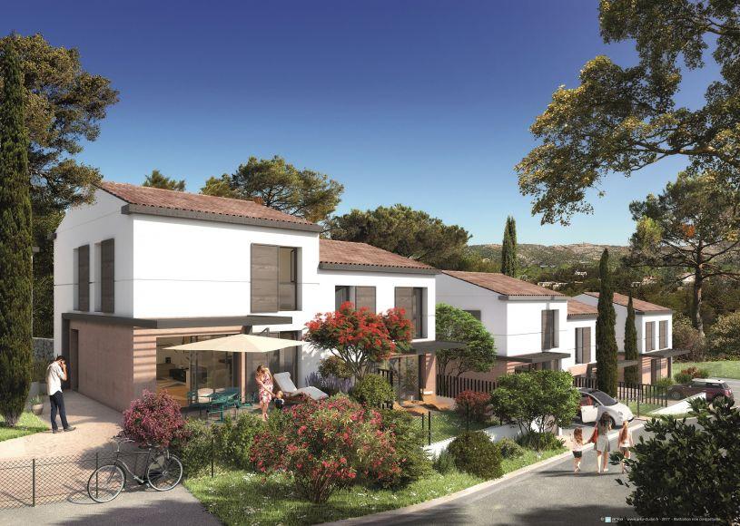 Programme immobilier La Ciotat (13600) À 5 min de la plage OGI15