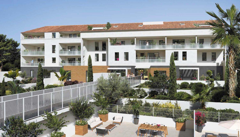 Programme immobilier Marseille 8ème (13008) À 300 Mètres des Plages LNC27