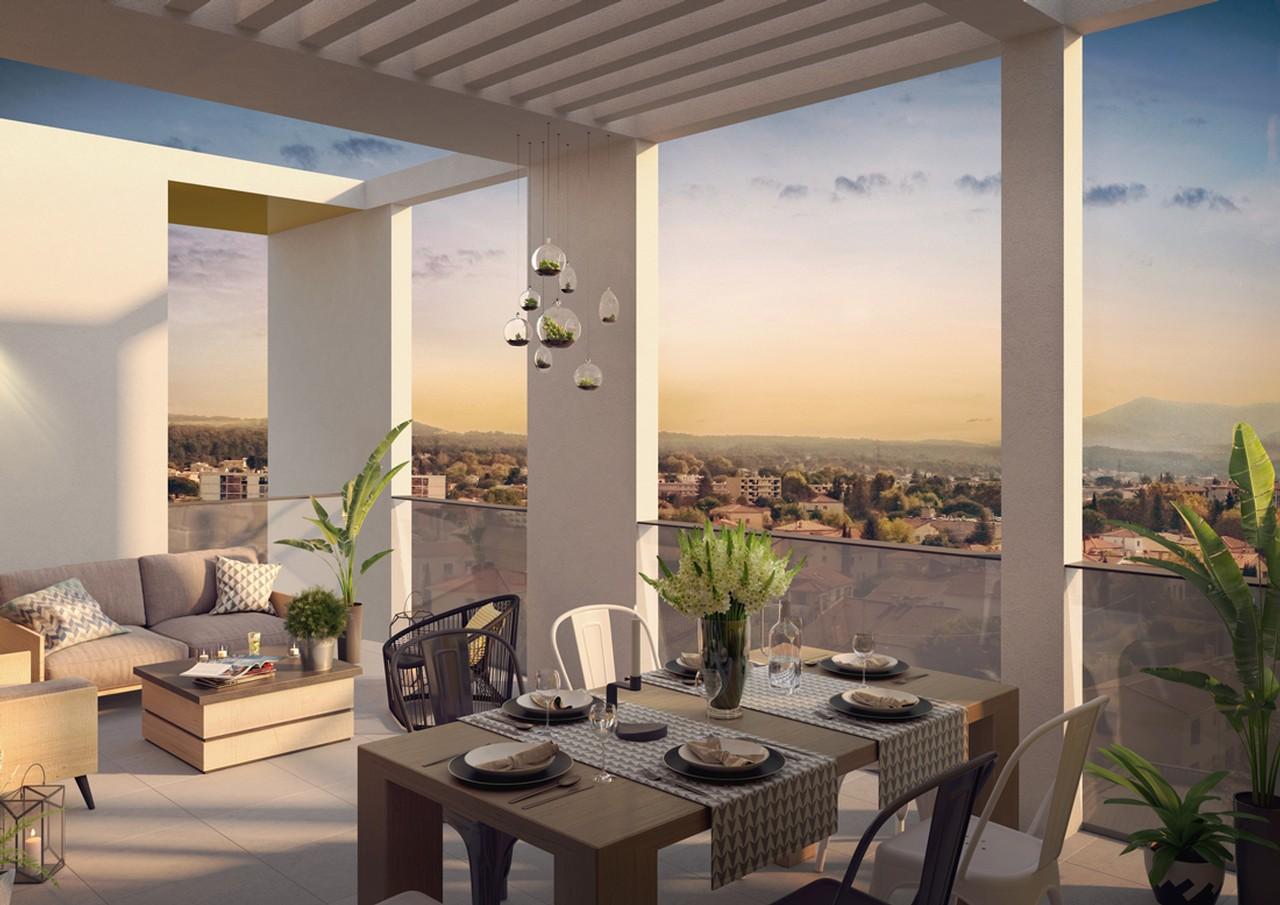 Programme immobilier URB13 appartement à Gardanne (13120) À Deux Pas du Centre Ville