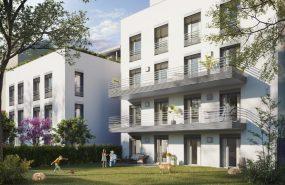Programme immobilier CAP8 appartement à Lyon 3ème (69003) Grange Blanche