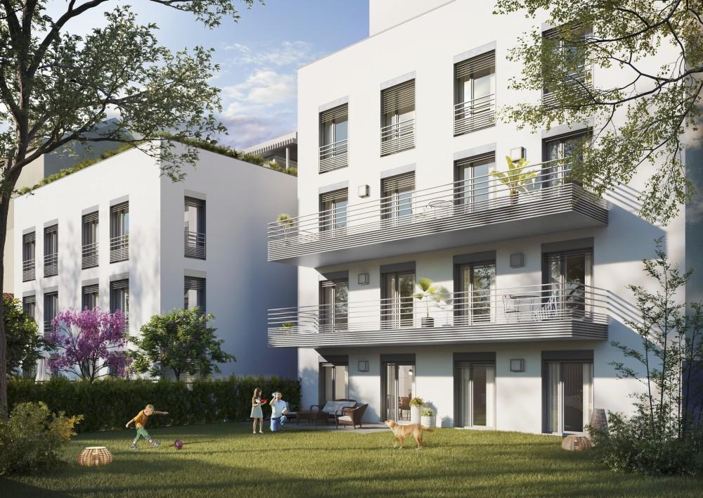 Programme immobilier Lyon 3ème (69003) Grange Blanche OGI25