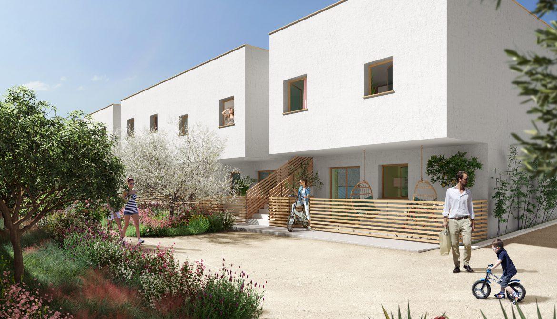Programme immobilier Marseille 2ème (13002) Village Saint-Julien VAL101
