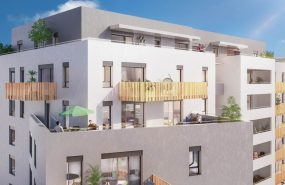 Programme immobilier ALT35 appartement à Chambery (73000) Centre Ville