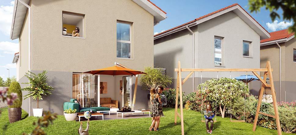 Programme immobilier VAL50 appartement à Isle-d Abeau (38080) Isle D'Abeau Centre