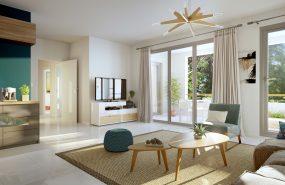 Programme immobilier KAB17 appartement à Aix-En-Provence (13100) À 10 min de la gare TGV d'Aix