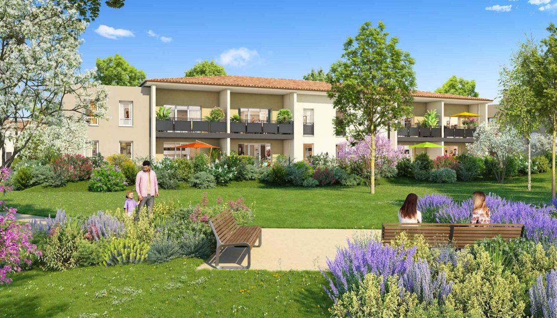 Programme immobilier ALT69 appartement à Gardanne (13120) Au cœur du bassin économique du Pays d'Aix