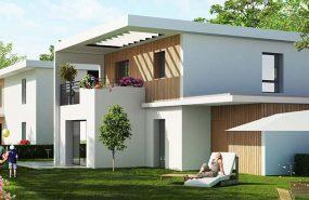 Programme immobilier CRA6 appartement à Annecy (74940) Au bord du lac d'Annecy