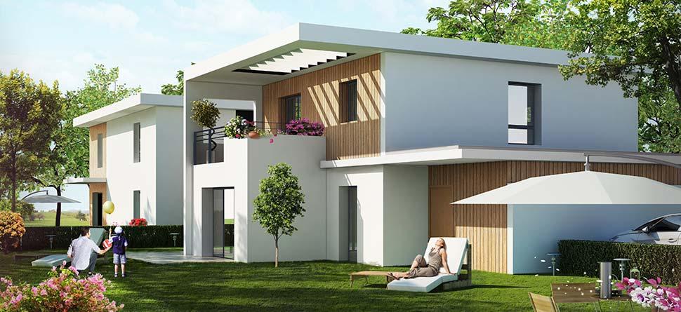 Programme immobilier VAL53 appartement à Annecy (74940) Annecy-Le-Vieux