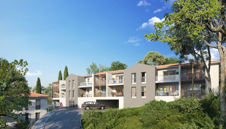 Programme immobilier Cogolin (83310) En Plein Cœur du Golfe de Saint Tropez LNC21