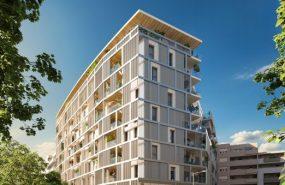 Programme immobilier ICA18 appartement à Marseille 8ème (13008) Proche promenade du Prado