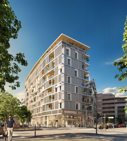 Programme immobilier Marseille 8ème (13008) Proche promenade du Prado OGI19