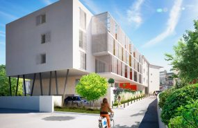 Programme immobilier VAL89 appartement à Istres (13800) Au Coeur du Hameau