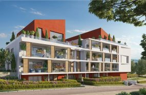 Programme immobilier SP5 appartement à Marseille 11ème (13011) Proche tous transports