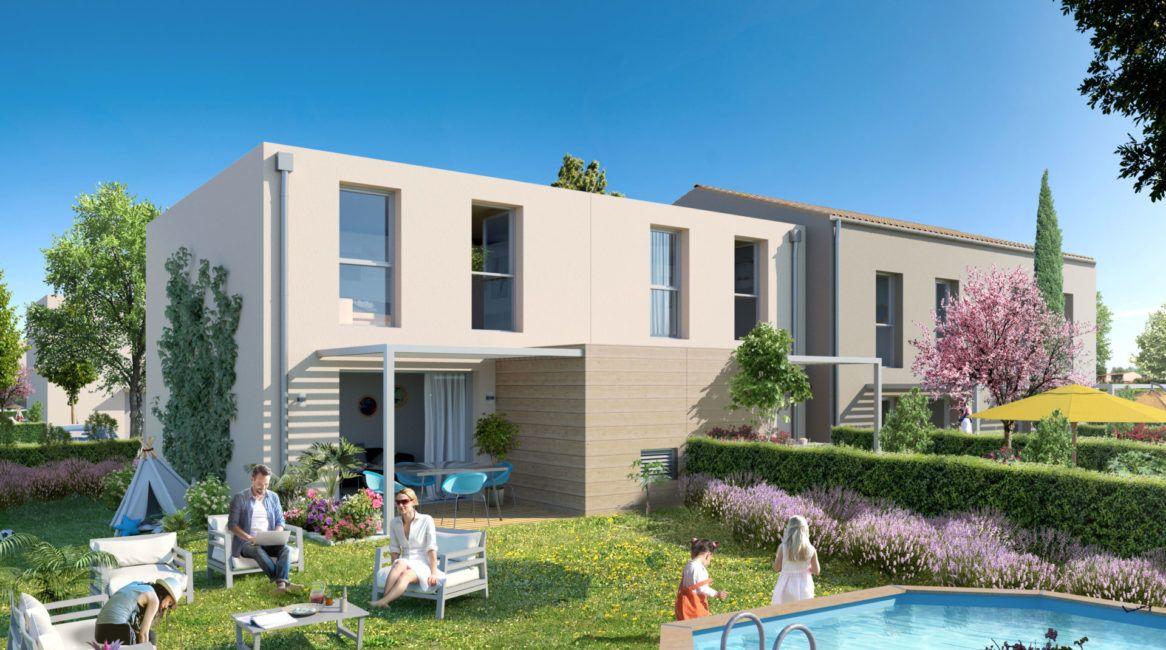 Programme immobilier VAL80 appartement à Le Cannet Des Maures (83340) Plaine des Maures