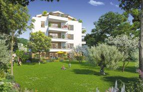 Programme immobilier VIN25 appartement à Toulon (83000) À 8 minutes du centre-ville