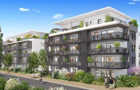 Programme immobilier ALT36 appartement à Aix-Les-Bains (73100) CENTRE VILLE