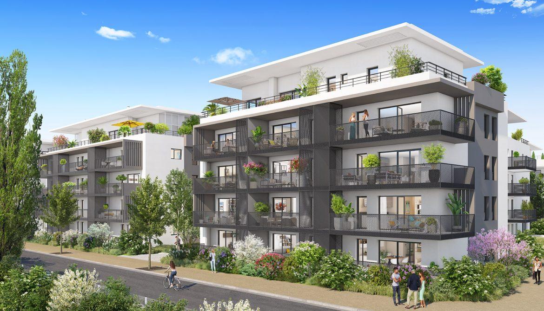 Programme immobilier Aix-Les-Bains (73100) CENTRE VILLE OGI24