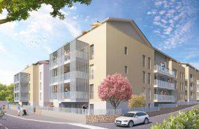 Programme immobilier CO8 appartement à Chasse-sur-rhone (38670) À deux pas du centre-ville