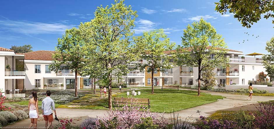 Programme immobilier VAL79 appartement à La Garde (83130) Quartier résidentiel des Savels