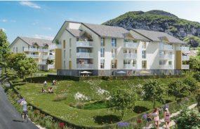 Programme immobilier LNC24 appartement à La Balme-De-Sillingy (74330) Au contact d'une nature majestueuse
