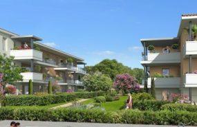 Programme immobilier KAB26 appartement à Lorgues (83510) À 5 min à pied du centre-ville