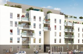 Programme immobilier LNC15 appartement à Villeurbanne (69100) Un quartier jeune et vivant par excellence