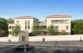 Programme immobilier SAG6 appartement à Sainte-Foy-les-Lyon (69110) Proche Centre