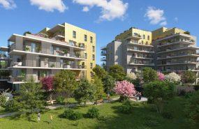 Programme immobilier CO5 appartement à Grenoble (38000) Proche du Centre Ville