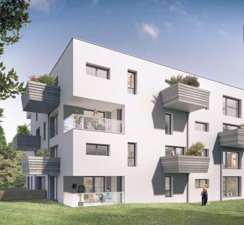 Programme immobilier CO10 appartement à Saint-Genis-Pouilly (01630) Près du centre-ville