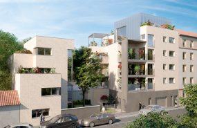Programme immobilier SAG5 appartement à Lyon 8ème (69008) Montplaisir