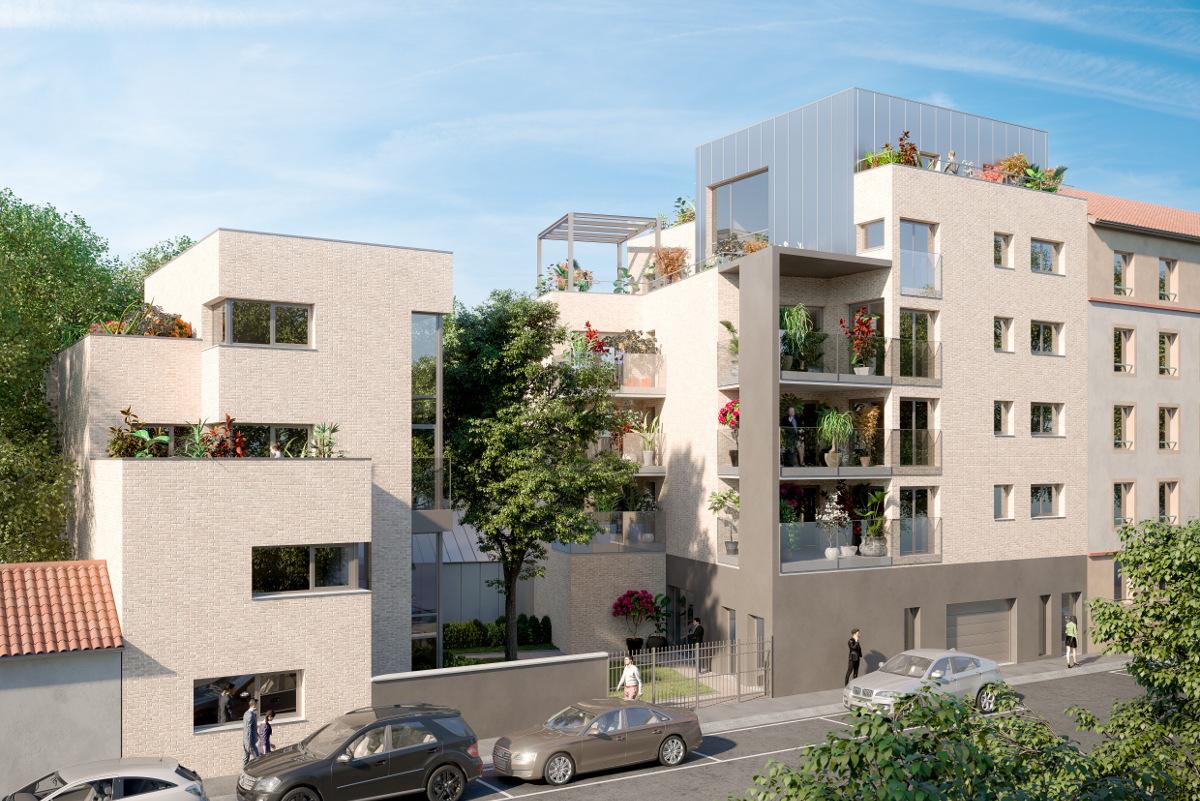 Programme immobilier Lyon 8ème (69008) Montplaisir NP18