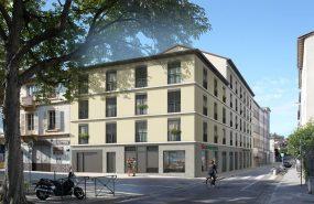 Programme immobilier AJA8 appartement à Lyon 5ème (69005) Colline de Fourvière