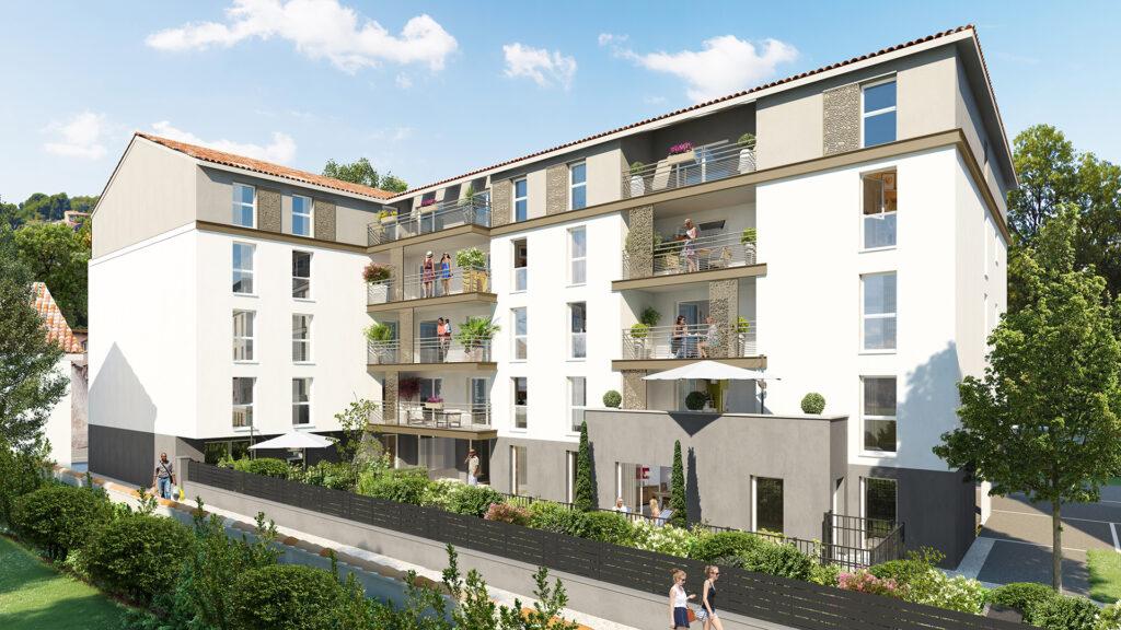 Programme immobilier Chasse-sur-rhone (38670) Coeur historique de Chasse EUR18