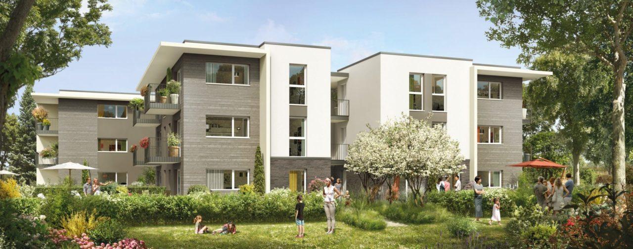 Programme immobilier Anthy-Sur-Leman (74200) Paisible quartier profitant d'un décor bucolique EUR17