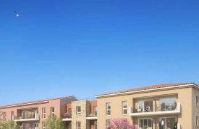 Programme immobilier KAB25 appartement à Hyères (83400) Quartier de La Bayorre