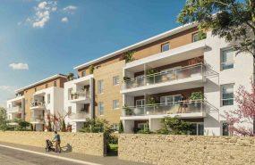Programme immobilier SP6 appartement à La Valette-du-Var (83160) À quelques minutes à peine du Mont Faron