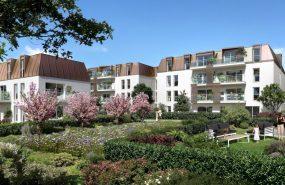 Programme immobilier LNC16 appartement à Aix-Les-Bains (73100) Quartier calme et paisible
