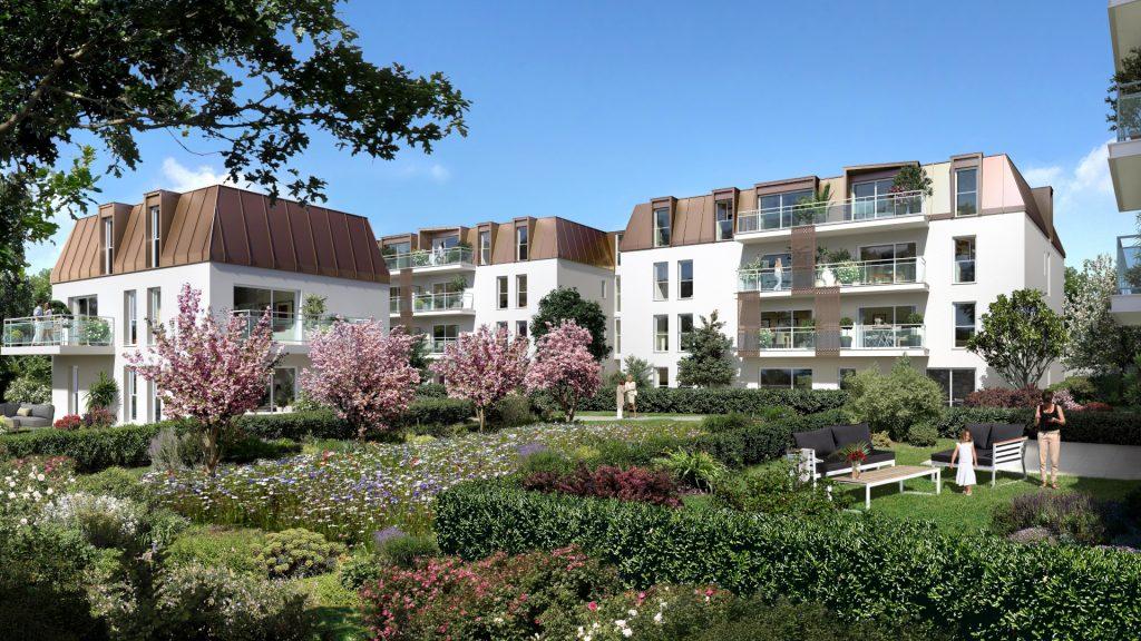 Programme immobilier Aix-Les-Bains (73100) Quartier calme et paisible OGI24