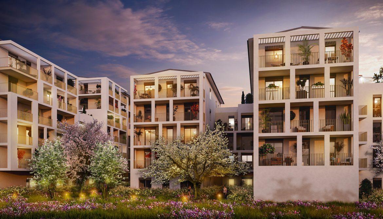 Programme immobilier ALT33 appartement à Lyon 8ème (69008) Grand Trou