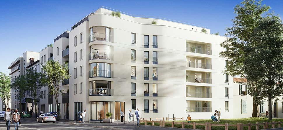 Programme immobilier Saint-Fons (69190) Hyper Centre CO2
