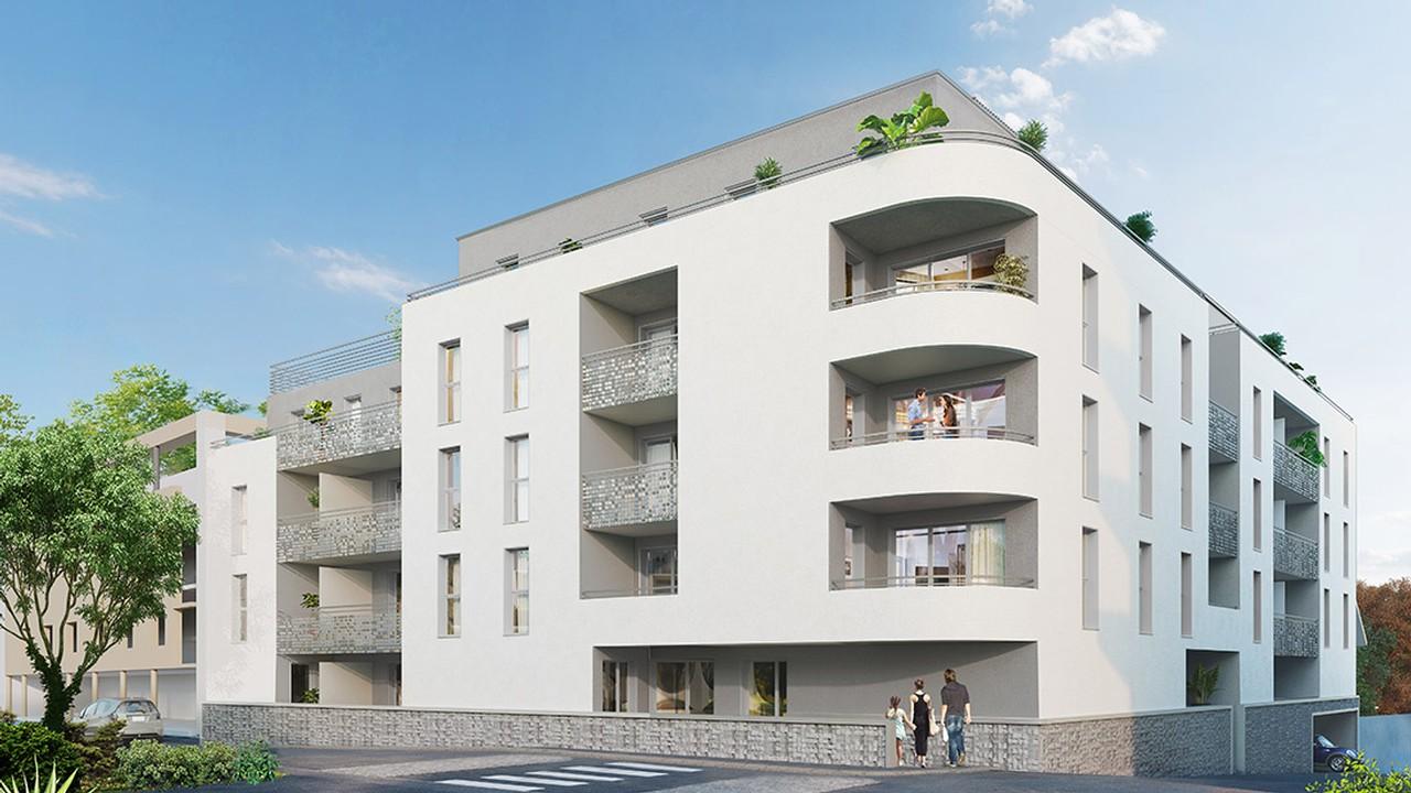 Programme immobilier URB11 appartement à Toulon (83000) Est de Toulon