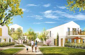 Programme immobilier ALT68 appartement à Chateauneuf Le Rouge (13790) À 800 m du centre-ville