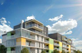 Programme immobilier CAP3 appartement à Saint-Genis-Pouilly (01630) Port De France