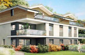 Programme immobilier LNC20 appartement à Sevrier (74320) Coeur de village