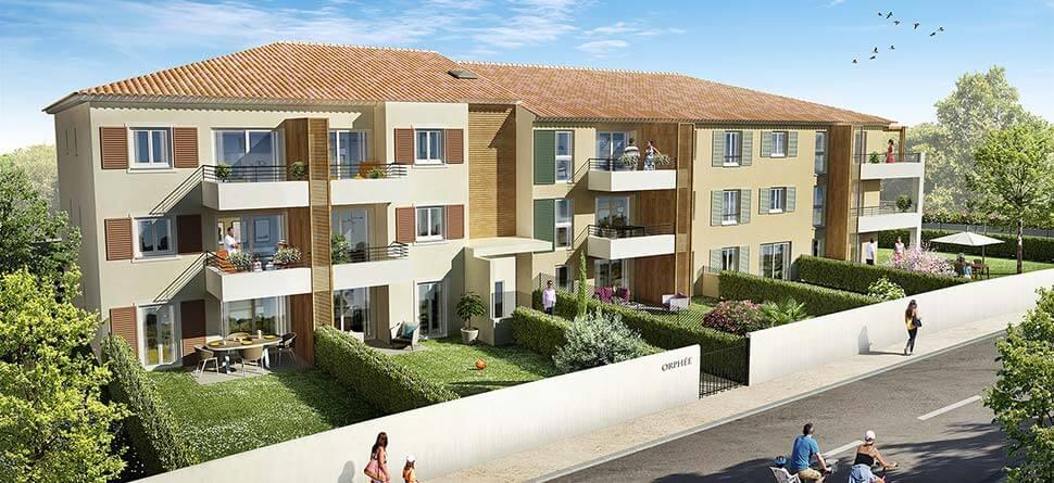 Programme immobilier Ollioules (83190) Quartier Saint-Roch ALT47