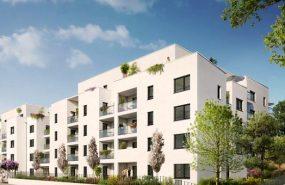 Programme immobilier CO7 appartement à Chambery (73000) Sur les hauteurs de la ville