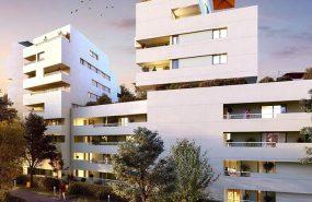 Programme immobilier VAL96 appartement à Marseille 8ème (13008) Quartier entre Mer et Collines