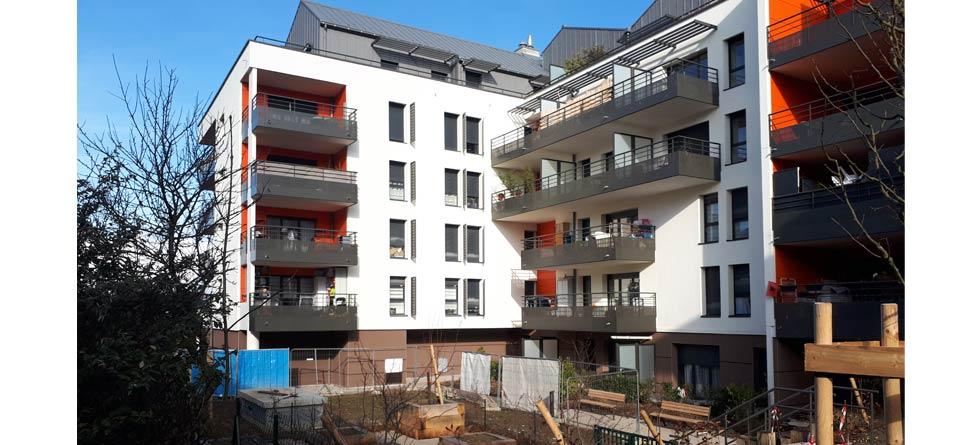 Programme immobilier VAL69 appartement à St Julien En Genevois (74160) Centre Ville