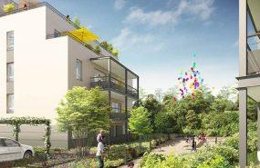 Programme immobilier VAL63 appartement à La Roche Sur Foron (74800) Centre Ville